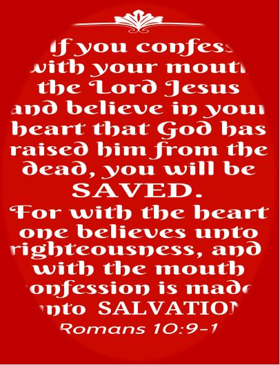 Salvation - Red